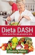 Cover-Bild zu Dieta DASH von Mann, Dieter