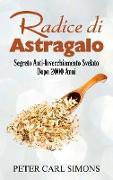 Cover-Bild zu Radice di Astragalo von Simons, Peter Carl