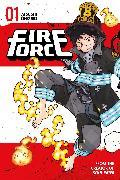 Cover-Bild zu Ohkubo, Atsushi: Fire Force 1