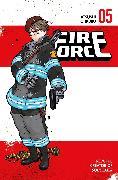 Cover-Bild zu Ohkubo, Atsushi: Fire Force 5