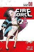 Cover-Bild zu Ohkubo, Atsushi: Fire Force 8