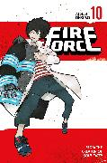 Cover-Bild zu Ohkubo, Atsushi: Fire Force 10