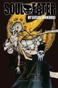 Cover-Bild zu Atsushi Ohkubo: Soul Eater, Vol. 24