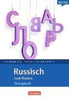 Cover-Bild zu Grundwortschatz Russisch nach Themen. Übungsbuch