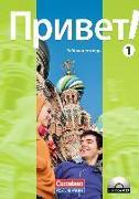 Cover-Bild zu Privet! (Hallo!) 1. Arbeitsheft