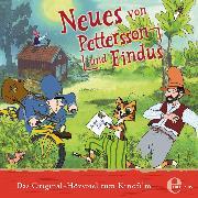 Cover-Bild zu eBook Neues von Pettersson und Findus (Das Original-Hörspiel zum Kinofilm)