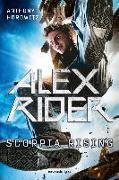 Cover-Bild zu Alex Rider, Band 9: Scorpia Rising