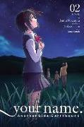 Cover-Bild zu Makoto Shinkai: your name. Another Side: Earthbound. Vol. 2 (manga)