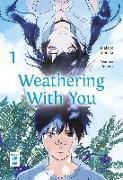 Cover-Bild zu Shinkai, Makoto: Weathering With You 01