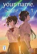 Cover-Bild zu Shinkai, Makoto: your name. 01