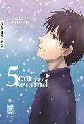 Cover-Bild zu Shinkai, Makoto: 5 Centimeters per Second 02