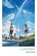 Cover-Bild zu Makoto Shinkai: YOUR NAME. (LIGHT NOVEL)