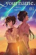 Cover-Bild zu Makoto Shinkai: your name., Vol. 1