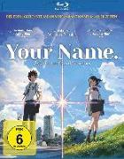 Cover-Bild zu Shinkai, Makoto (Reg.): Your Name - Gestern, heute und für immer