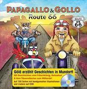 Cover-Bild zu Papagallo und Gollo - Route 66