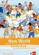 Cover-Bild zu New World 1. Activity Book with Pupil's eBook and interactive content