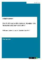 Cover-Bild zu Die DDR in den 60er Jahren. Besaßen die Menschen Menschenrechte? von Mertens, Melanie