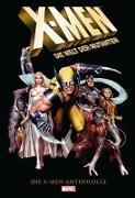 Cover-Bild zu Claremont, Chris: X-Men Anthologie