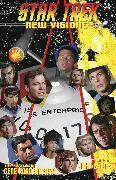 Cover-Bild zu Byrne, John: Star Trek: New Visions Volume 1