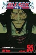 Cover-Bild zu Tite Kubo: Bleach Volume 55