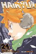 Cover-Bild zu Furudate, Haruichi: Haikyu!!, Vol. 24