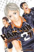 Cover-Bild zu Haruichi Furudate: Haikyu!!, Vol. 7