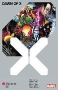 Cover-Bild zu Hickman, Jonathan: Dawn of X Vol. 1