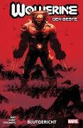 Cover-Bild zu Percy, Benjamin: Wolverine - Der Beste