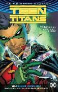 Cover-Bild zu Percy, Benjamin: Teen Titans Vol. 1: Damian Knows Best (Rebirth)