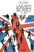 Cover-Bild zu Benjamin Percy: James Bond: Black Box