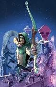 Cover-Bild zu Percy, Benjamin: Green Arrow: The Rebirth Deluxe Edition Book 1 (Rebirth)