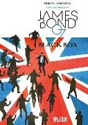 Cover-Bild zu Percy, Benjamin: James Bond 5. Black Box