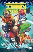Cover-Bild zu Percy, Benjamin: Teen Titans Vol. 2: The Rise of Aqualad (Rebirth)
