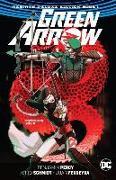 Cover-Bild zu Percy, Benjamin: Green Arrow: The Rebirth Deluxe Edition Book 1