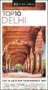 Cover-Bild zu eBook DK Eyewitness Top 10 Delhi