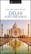 Cover-Bild zu eBook DK Eyewitness Delhi, Agra and Jaipur