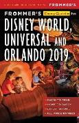 Cover-Bild zu eBook Frommer's EasyGuide to DisneyWorld, Universal and Orlando 2019