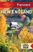 Cover-Bild zu eBook Frommer's New England