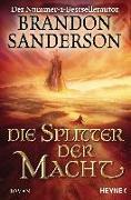 Cover-Bild zu Die Splitter der Macht von Sanderson, Brandon