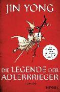 Cover-Bild zu Die Legende der Adlerkrieger von Yong, Jin