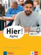 Cover-Bild zu Hier! Alpha 1 von Bachtsevanidis, Vasili
