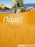 Cover-Bild zu Pame! A2. Kursbuch von Bachtsevanidis, Vasili