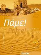 Cover-Bild zu Pame! A2. Arbeitsbuch mit integrierter Audio-CD von Bachtsevanidis, Vasili