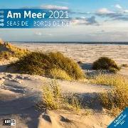 Cover-Bild zu Am Meer Kalender 2021 - 30x30 von Ackermann Kunstverlag (Hrsg.)