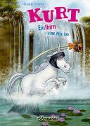 Cover-Bild zu Schreiber, Chantal: Kurt 3. EinHorn - eine Mission