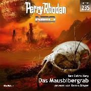 Cover-Bild zu Perry Rhodan Neo 235: Das Mausbibergrab (Audio Download) von Hary, Ben Calvin