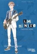 Cover-Bild zu Takano, Ichigo: Kimi ni nare - Finde dich selbst