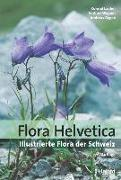 Cover-Bild zu Flora Helvetica - Illustrierte Flora der Schweiz von Lauber, Konrad