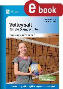 Cover-Bild zu Volleyball für die Grundschule (eBook) von Büngers, Beate