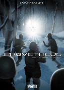 Cover-Bild zu Bec, Christophe: Prometheus 07. Die Theorie des 100. Affen